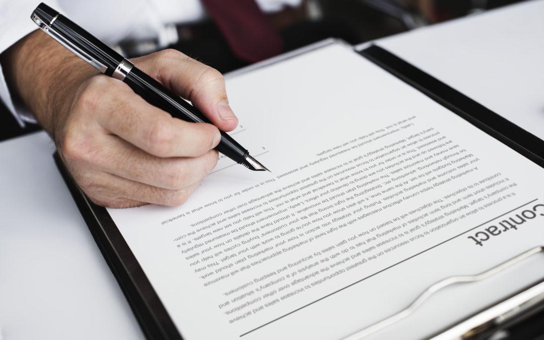 As 3 principais cláusulas que você deve observar em um Contrato de Locação